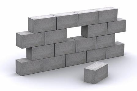 Những viên gạch bê tông siêu nhẹ an toàn thân thiện với môi trường