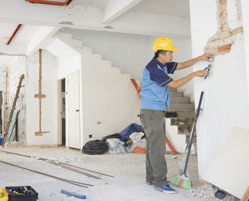 Dịch vụ sửa nhà uy tín tại Hà Nội