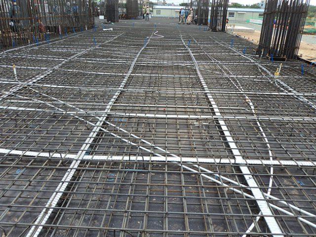 Kết cấu sàn bê tông ứng lực trước