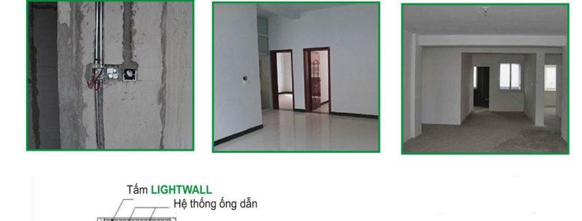Biện pháp thi công tấm tường bê tông nhẹ