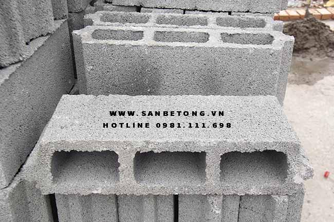 Giá sàn bê tông nhẹ chỉ có vật liệu đến chân công trình có giá 460.000đ/1m2