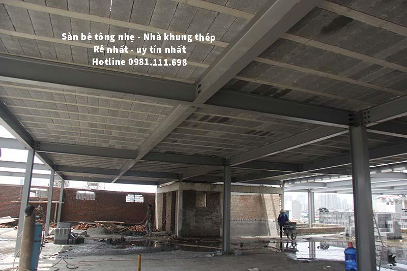 Panel Thành Đô là đơn vị xây dựng có giá bê tông siêu nhẹ rẻ, đảm bảo kỹ thuật trên thị trườngv