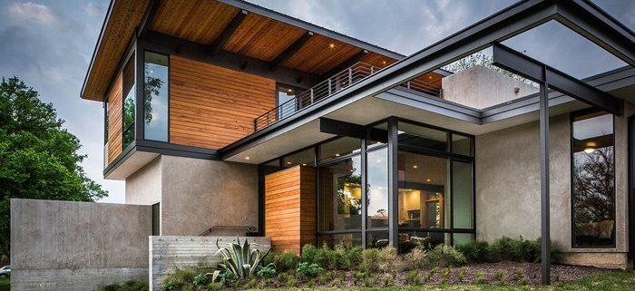 Xu hướng xây dựng nhà bằng khung thép phổ biến ở nước ngoài cũng như ở Việt Nam