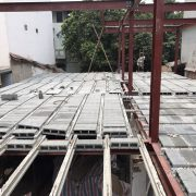 Lắp đặt gạch bê tông siêu nhẹ
