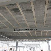 Tấm panel bê tông nhẹ hay còn gọi là trần bê tông nhẹ có nhiều ưu điểm vượt trội so vói trần bê tông truyền thống