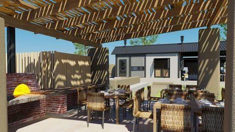 Xu hướng xây nhà bằng khung thép phát triển mạnh