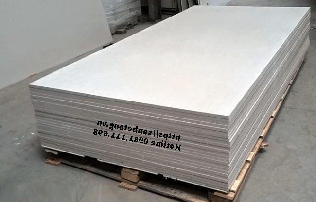 Tấm bê tông nhẹ nhập khẩu Cemboard Thái Lan