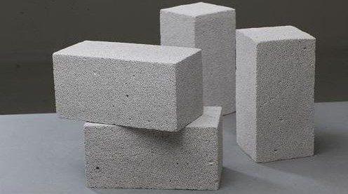 Một loại gạch bê tông siêu nhẹ