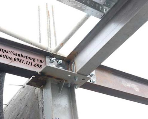Kết cấu thép trong xây dựng rất linh hoạt
