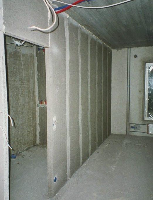 Tấm bê tông nhẹ đúc sẵn dùng thay thế tường gạch sét nung