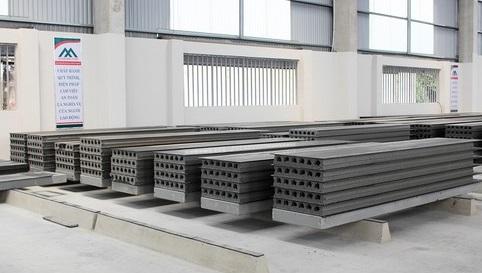Tấm tường bê tông nhẹ có nhiều ưu điểm so với gạch sét nung