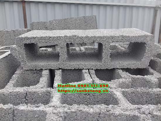 Gạch bê tông nhẹ dùng làm trần nhà