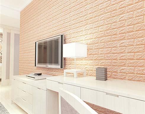 Tấm dán tường 3D giả gạch