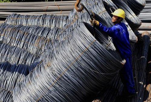 Giá thép xây dựng tại Việt nam phụ thuộc vào giá quặng trên thế giới