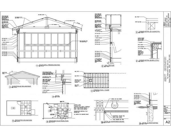Bản vẽ thiết kế rất quan trọng khi làm nhà khung thép