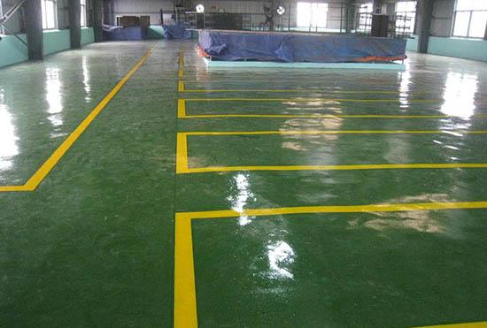 Sơn sàn bê tông có nhiều ưu điểm