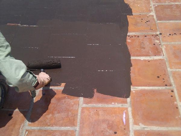 Chống thấm tràn bê tông bằng nhựa đường