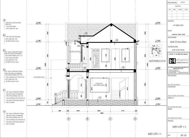 Bản vẽ sẽ là yếu tố quyết định kết cấu ngôi nhà khung thép 2 tầng của bạn